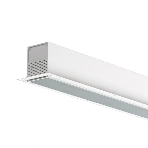 Image 1 of Cooper NEO-RAY 23DP-LED Architectural LED Recessed Ceiling Light Strip Fixture