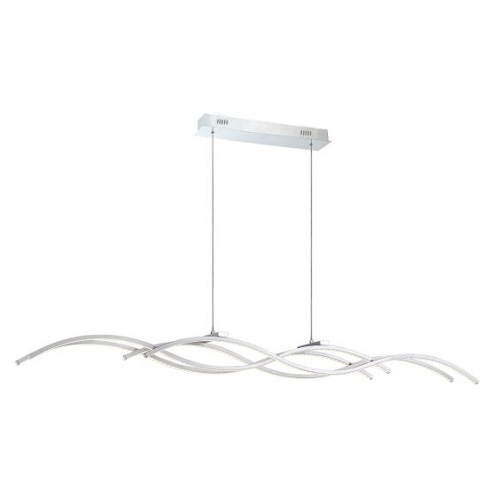 Alcon Lighting 11249 Helix 4-Light LED Architectural Suspended Pendant