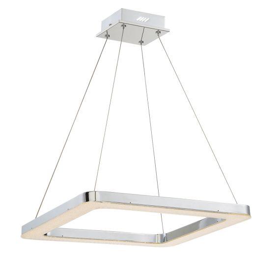 Image 1 of Alcon Lighting 12157 Quadrato Square LED Architectural Suspended Pendant