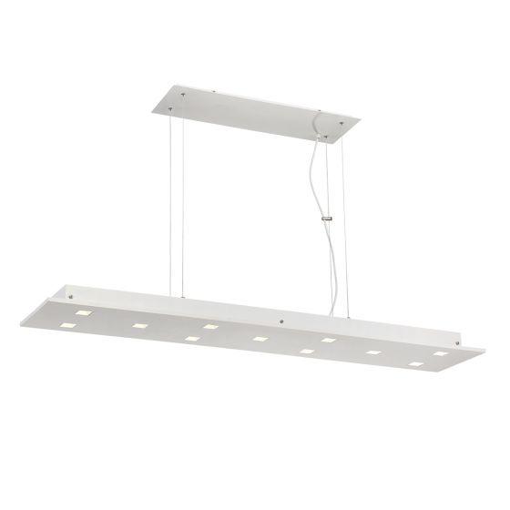 Alcon Lighting 12156 Cuadra 11-Light LED Architectural Suspended Pendant