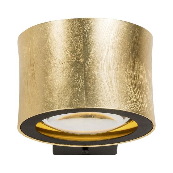 Alcon Lighting 12263 Oro Contemporary Architectural LED Shadow Casting Direct/Indirect Wall Mount Light Fixture