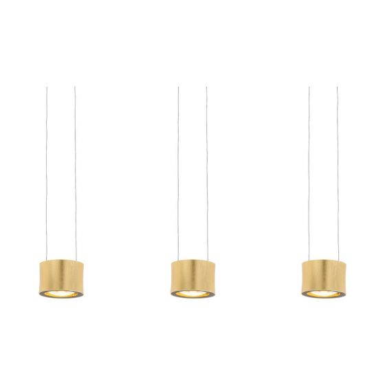 Alcon Lighting 12264 Oros Contemporary Architectural LED Shadow Casting Direct/Indirect Pendant Mount Light Fixture