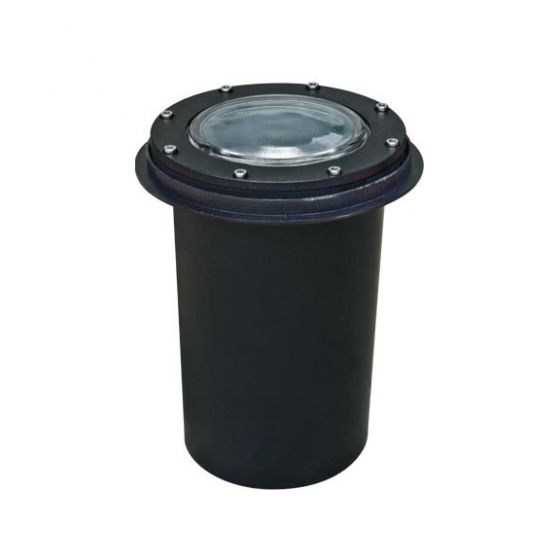 Image 1 of Alcon Lighting 9044 Sfizio Architectural Landscape LED 8 Inch In-Ground Cast Aluminum Well Light - 120V~277V