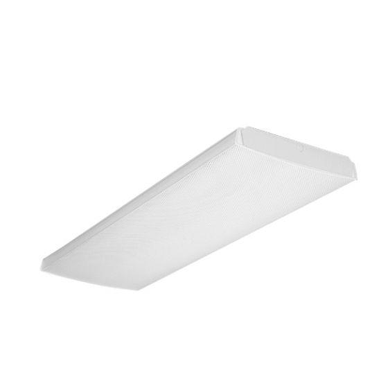 Image 1 of Lithonia LBL2 LP840 2' 26 Watts 2000 Lumens 4000K LED Office Ceiling Light Fixture