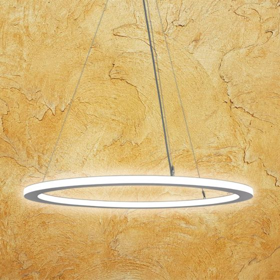 Image 1 of Alcon Lighting 12280 Circline Architectural LED Circular Pendant Mount Light Fixture