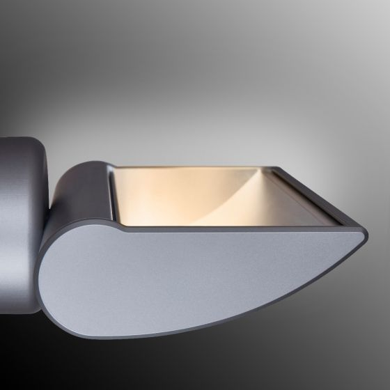 Image 1 of Alcon Lighting 11255 Architectural Wedge LED Indirect Wall Mount Sconce