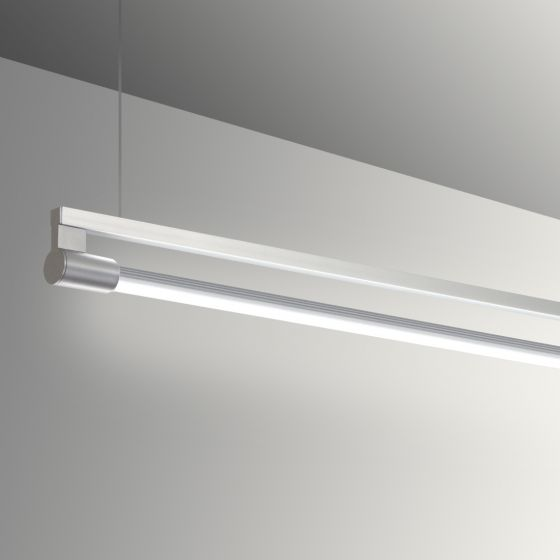 Image 1 of Gladstone Adjustable Architectural LED Strip Light Pendant