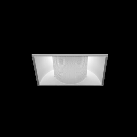 Image 1 of Alcon Lighting 1X2 Center Basket 7020 Fluorescent Troffer Light Fixture
