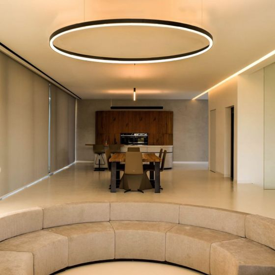 Image 1 of Alcon 12253 Circular LED Chandelier