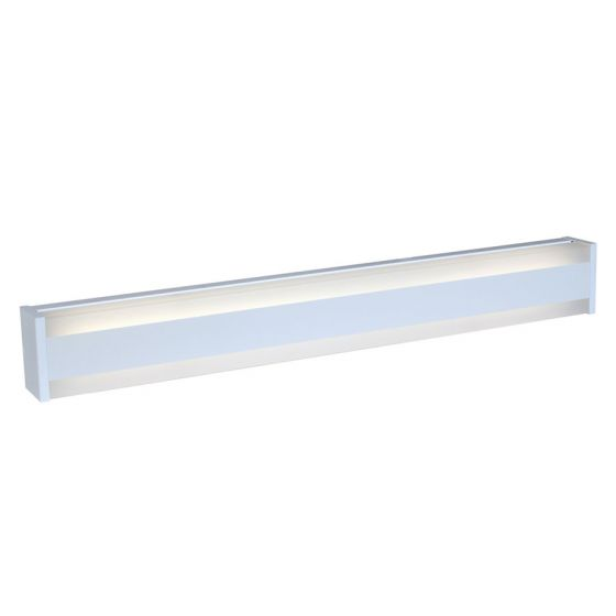 Image 1 of DormLyte DM4V LED Ceiling/Wall Mounted Luminaire with Vandal Proof end caps
