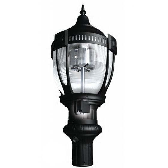 Image 1 of Cooper Generation Series HID McGraw-Edison Decorative Post Top Fixture