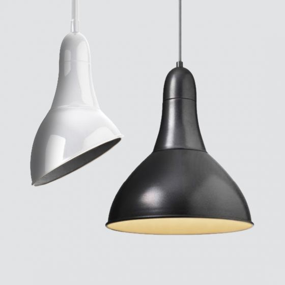 Image 1 of Alcon Lighting 15205 Canberra Architectural LED Round High Bay RLM Commercial Lighting