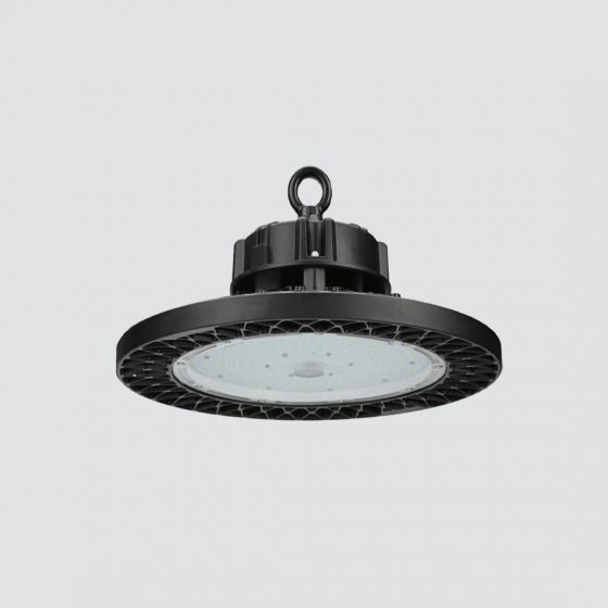 """Image 1 of Alcon 15217 14"""" High Bay LED Round Commercial Lighting Pendant 