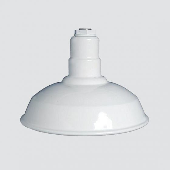 Image 1 of Alcon Lighting 15207 Clint Barn Light Series Architectural LED Round High Bay Fixture