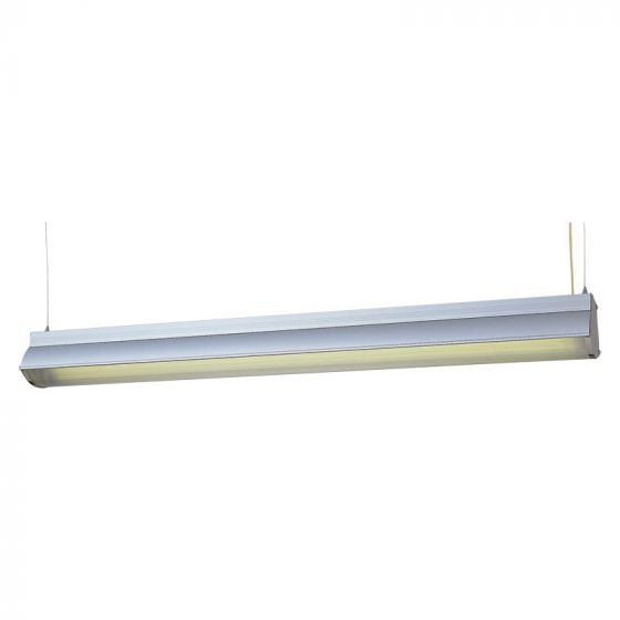 Image 1 of Alcon Lighting Akon 12206 4 Foot LED Suspended Office Lighting Pendant Light Fixture