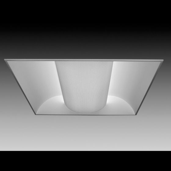 Image 1 of Focal Point Lighting FLUB22B Luna 2x2 Architectural Recessed Fluorescent Fixture