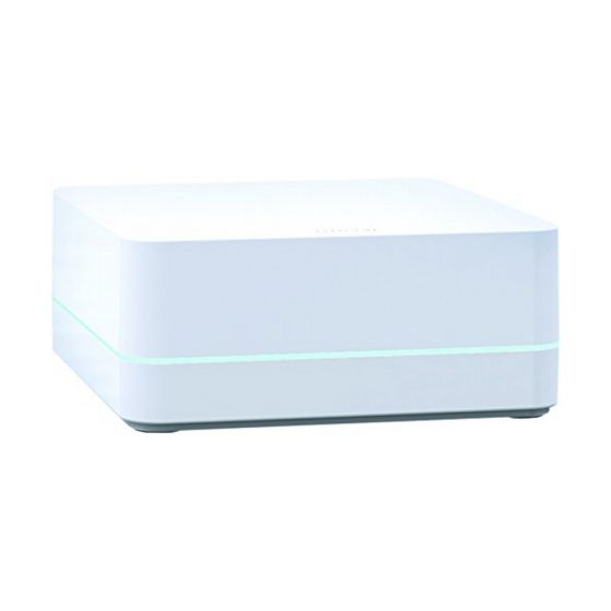 Image 1 of Lutron L-BDG2-WH Smart Bridge Home Kit Enabled White
