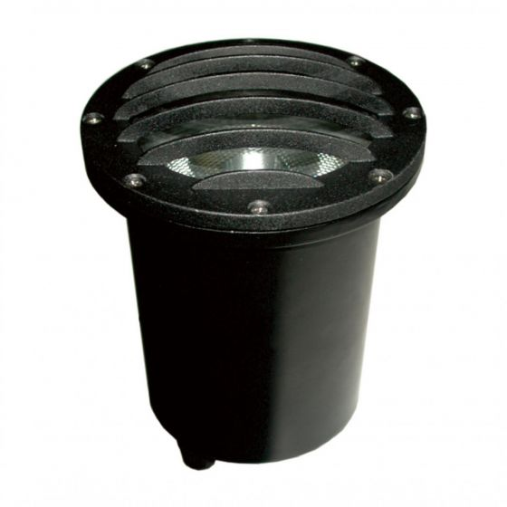 Alcon Lighting 9037 Madison Architectural Landscape LED 120V Cast Aluminum In-Ground Well Light