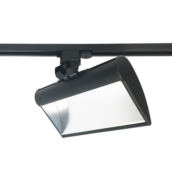 Image 1 of Alcon Lighting 13252 Metropolitan Architectural LED Track Lighting Wall Wash Indirect Light Fixture
