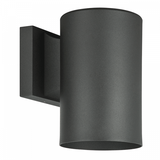 Image 1 of Alcon Lighting 11240-1 Zen Architectural LED 5 Inch Round Short Cylinder Wall Mount Outdoor Down Light Fixture