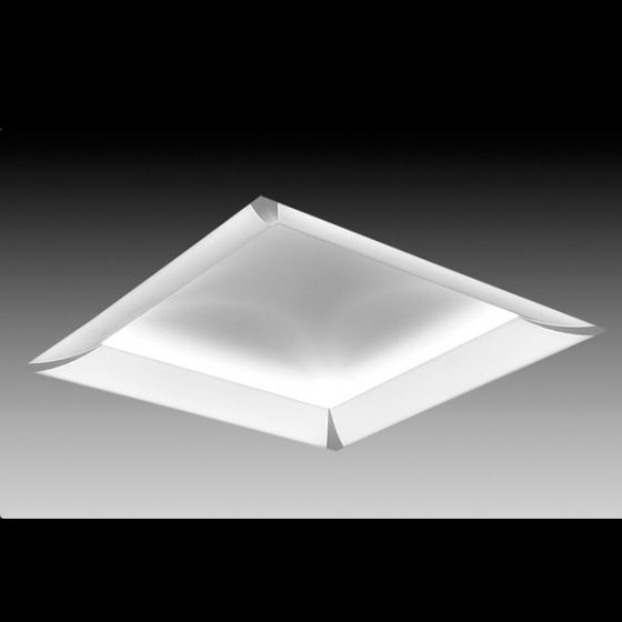 Image 1 of Focal Point Lighting FSK44 Sky 4x4 Architectural Recessed Fluorescent Fixture