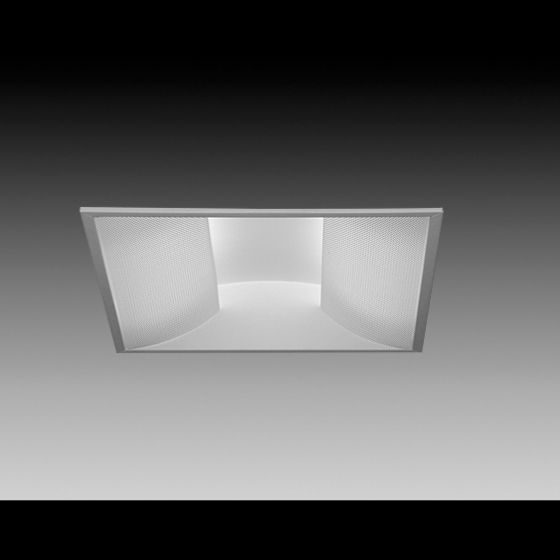 Image 1 of Focal Point Lighting FBX11 Skylite 1x1 Architectural Recessed Fluorescent Fixture