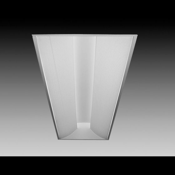 Image 1 of Focal Point Lighting FBX14 Skylite 1x4 Architectural Recessed Fluorescent Fixture