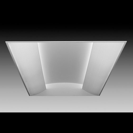 Image 1 of Focal Point Lighting FBX24 Skylite 2x4 Architectural Recessed Fluorescent Fixture