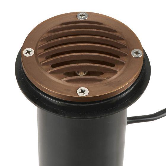 Image 1 of SPJ Lighting SPJ-MW1000-P-GR LED In-Ground Well Light Concrete Pour