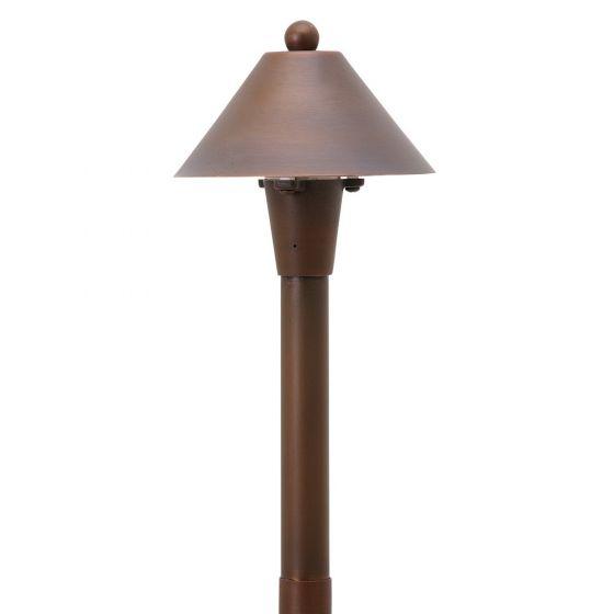 Image 1 of SPJ Lighting Forever Bright SPJ10-03-QS LED Landscape Lighting Fixture - Matte Bronze Finish