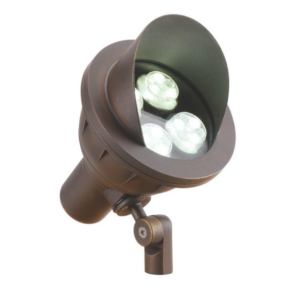 Image 1 of SPJ Lighting Forever Bright SPJ14-32 LED Directional Uplight Landscape Lighting Fixture