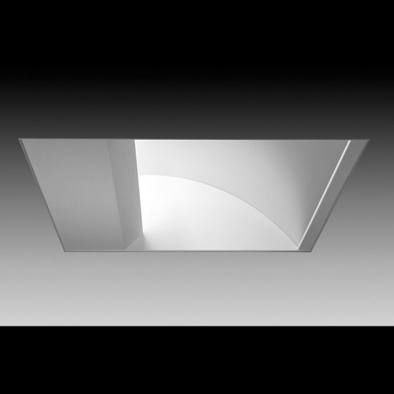 Image 1 of Focal Point Lighting FTV Vision III 2x2 Architectural Recessed Fluorescent Fixture
