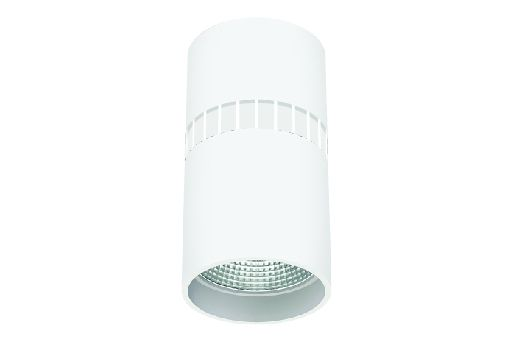 Alcon 12301-4 LED 4 Inch Surface Mount or Suspended Cylinder Light Fixture