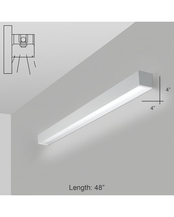 Wall Light Fixtures - Indoor Mounted LED Lights | Alcon Lighting