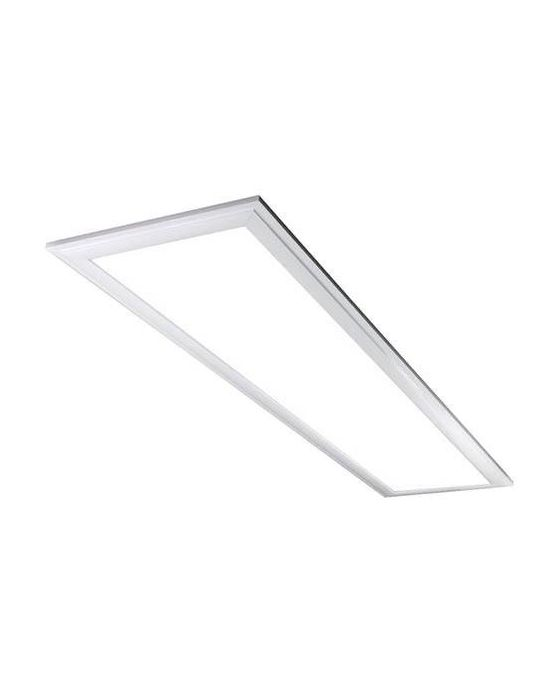 Alcon Lighting 14027 Edge Lit Architectural Led 1x4 Flat Panel