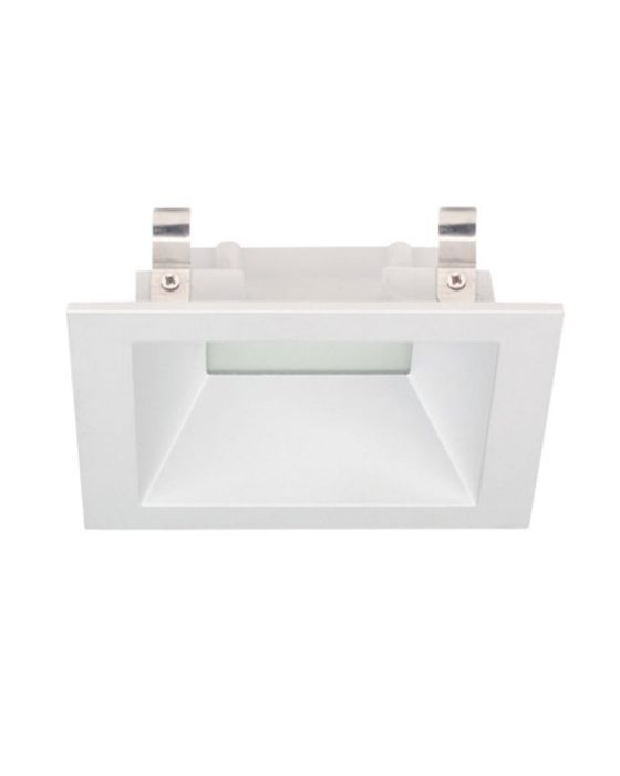 Square led recessed lights high quality modern square led alcon lighting 14031 1 architectural 3 inch square led recessed light fixture frosted lens aloadofball Image collections