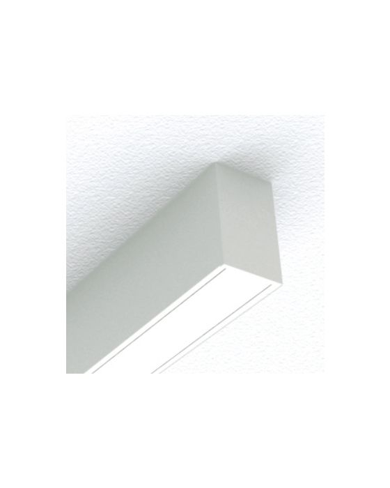 Cooper 22DS Straight and Narrow LED Surface Mount Light Fixture
