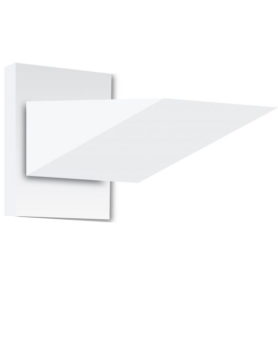 Belfer Lighting WS7215-LED-120V LED Wedge Light Wall Mount Sconce