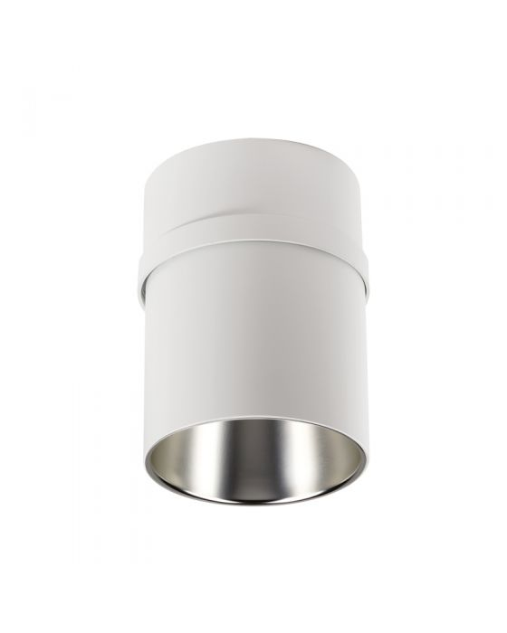Lightolier C4L20C Calculite LED 4 Inch Round Aperture 2250 Lumens SSL Cylinders Surface or Suspended Mount Light Fixture