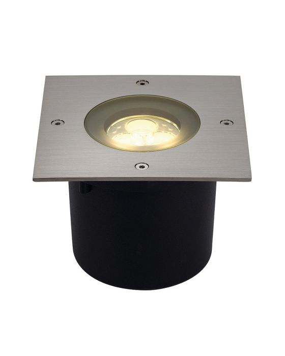 Slv Lighting 227422u W Led Outdoor Stainless Steel Well Light