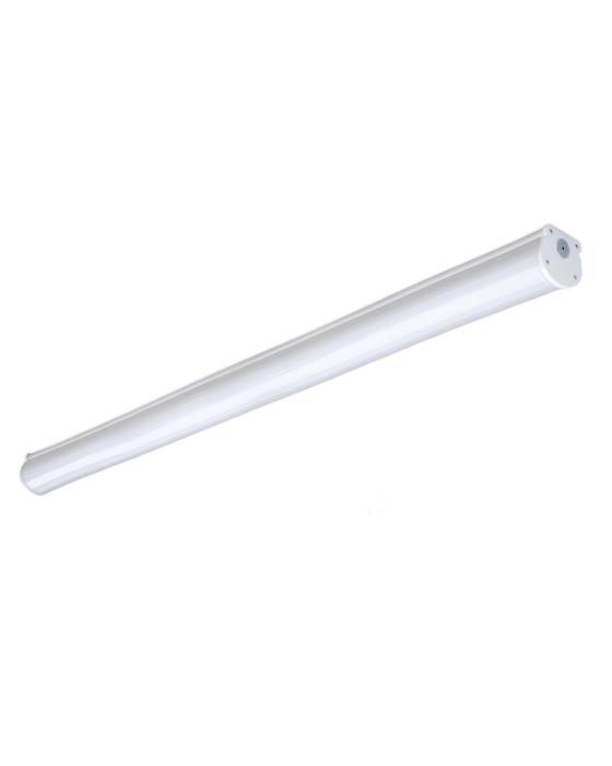 ASD Lighting ASD-LVP2SM-8N60 Seamless LED 8 Foot Vaporproof High Efficiency Surface Mount Light Fixture - Wet Location Suitable