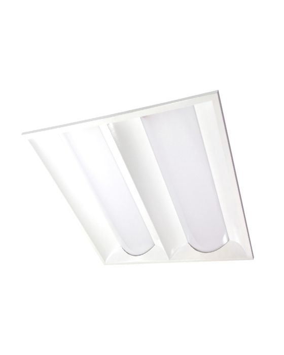 MaxLite ArcMAX MLVT22D3535 LED Commercial Ceiling Light 35 Watts 2890 Lumens 3500K 2x2 LED Volumetric Troffer