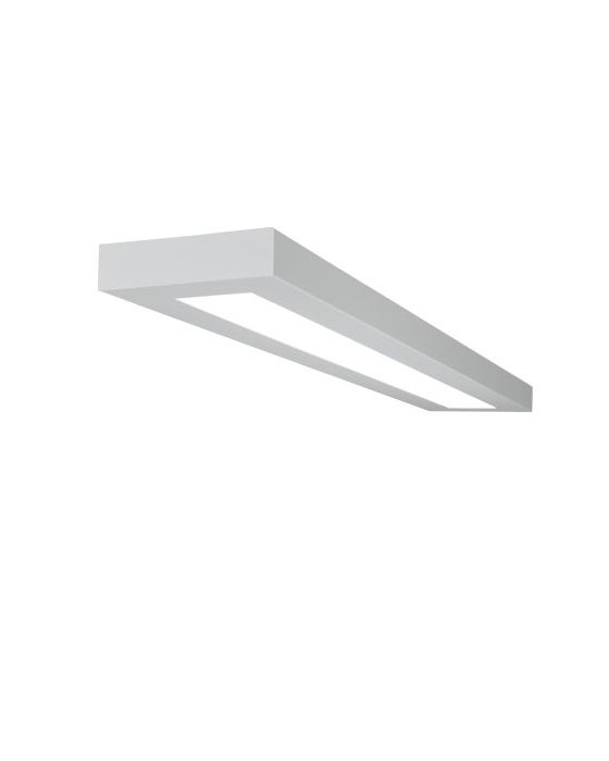 Finelite Series 16 LED Indirect / Direct Linear Suspended Fixture