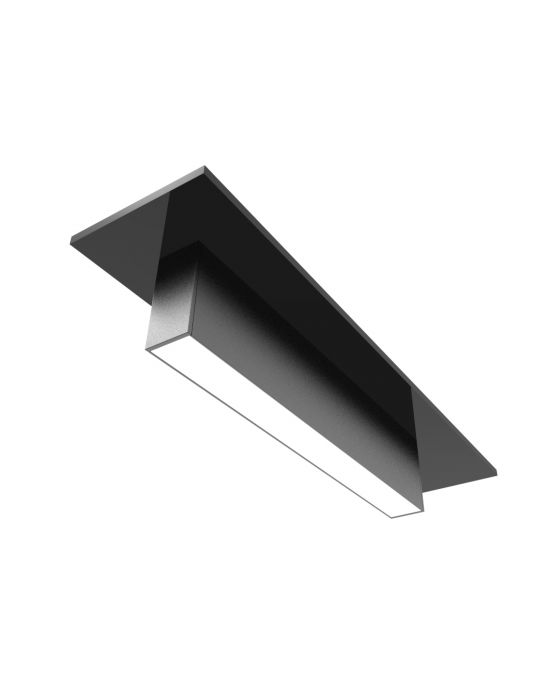 Deco Lighting Vector Surface Mount LED Linear Architectural Fixture