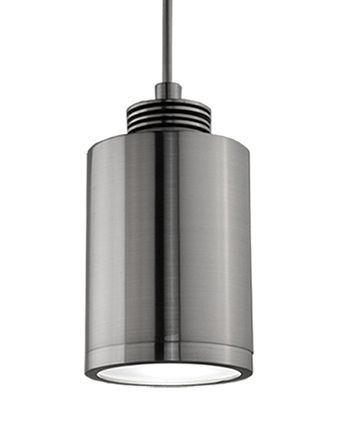 Alcon Lighting 12127 Steel Head Cylinder LED Pendant Mount Lighting Fixture