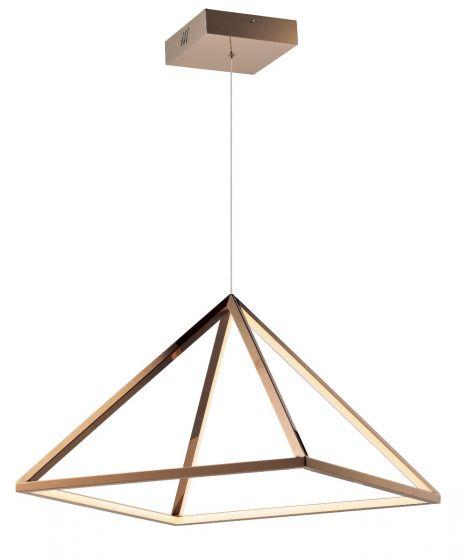 ET2 Pyramid LED 16 Inch Pendant