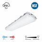 Image 2 of Alcon 11175 Low-Profile Vaportite Wet-Location Canopy Highbay Light