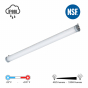 Image 2 of Alcon 11176 Linear Wet-Location LED Tube Light