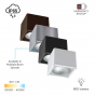 Image 2 of Alcon 11224-DIR Pavo Architectural LED 6 Inch Square Ceiling Light