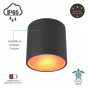 Image 2 of Alcon 11224-TF-R Pavo Turtle-Friendly LED 6 Inch Cylinder Light